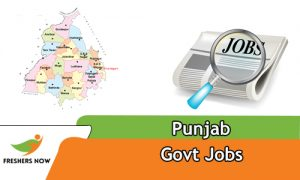 Punjab Govt Jobs 2019 punjab gov in Notification