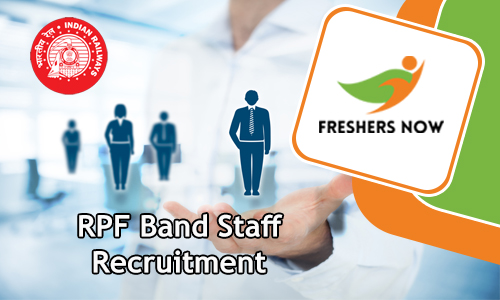 RPF Band Staff Recruitment