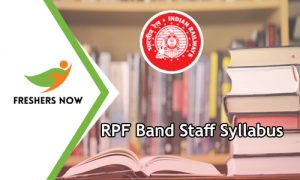 RPF Band Staff Syllabus