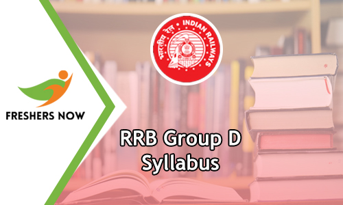RRB Group D Syllabus 2019 PDF Download | Grade IV Exam Pattern