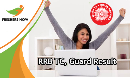 RRB TC Result