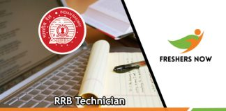 RRB Technician Previous Papers