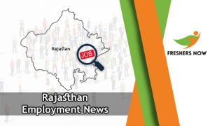 567 Rajasthan Employment News