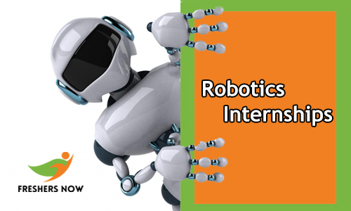 Robotics Internships