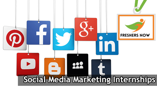 Social Media Marketing internships