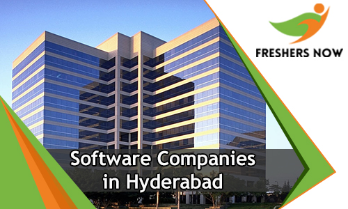 Software Companies in Hyderabad