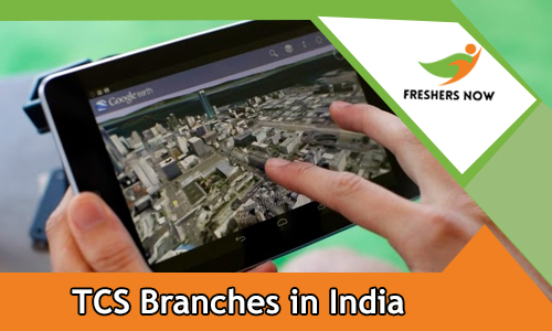 TCS Branches in India