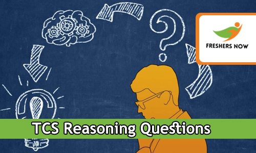 TCS Reasoning Questions