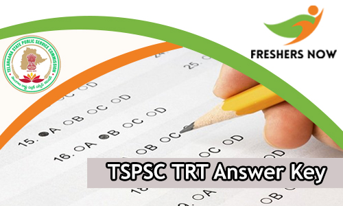 TSPSC TRT Answer Key