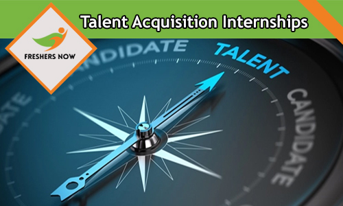 Talent Acquisition Internships