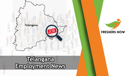 Telangana Employment News