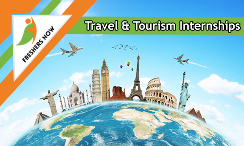 Travel & Tourism internships