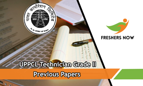 UPPCL Technician Grade II Previous Papers