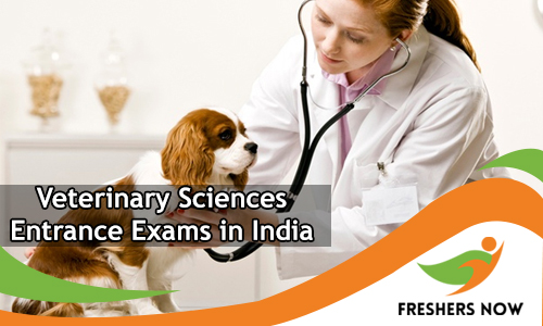 Veterinary Sciences Entrance Exams