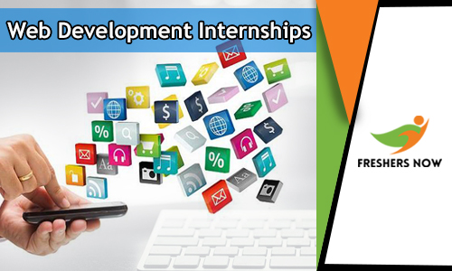Web Development internships