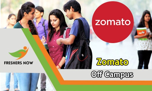 Zomato Off Campus