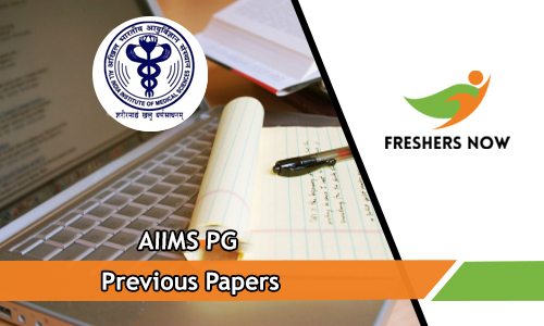 AIIMS PG Previous Papers