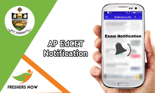 AP EdCET Notification