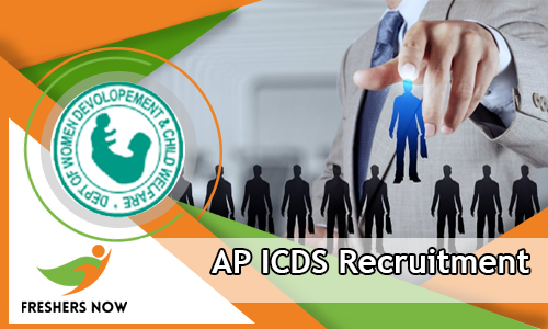 AP ICDS Recruitment