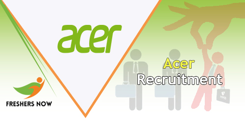 Acer Recruitment
