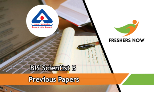 BIS Scientist B Previous Papers