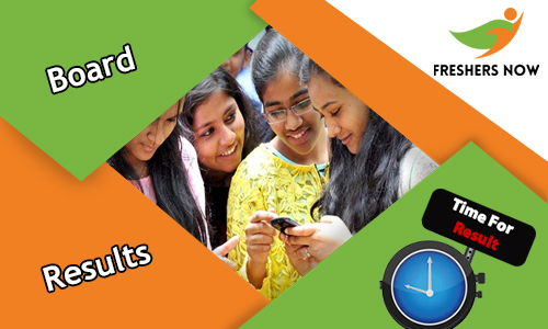 Board Results 2019 (10th, 11th and 12th Exam Results) - FreshersNow Com