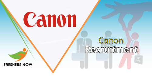 Canon Recruitment