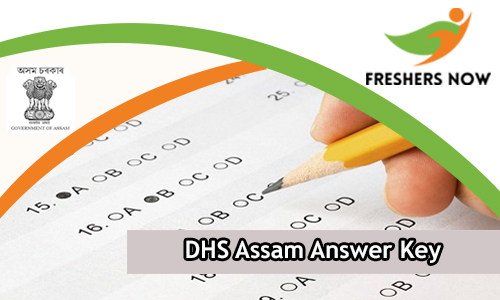 DHS Assam Answer Key