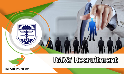 IGIMS Recruitment