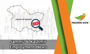 656 Jammu & Kashmir Employment News