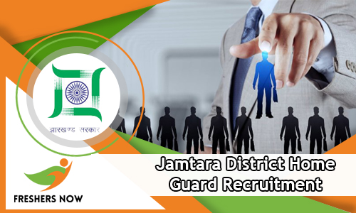 Jamtara District Home Guard Recruitment