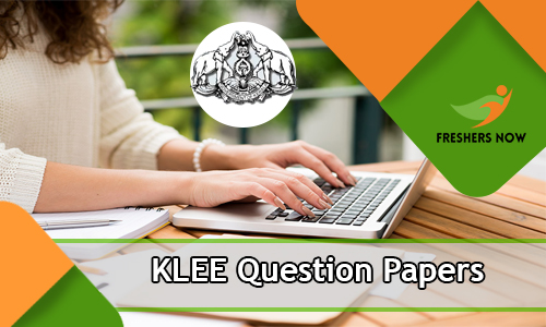 KLEE Question Papers
