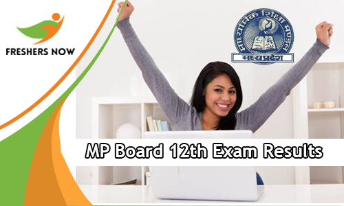 MP Board 12th Exam Results