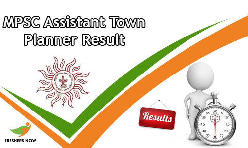 MPSC Assistant Town Planner Result