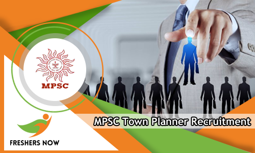 MPSC Assistant Town Planner Jobs