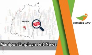 765 Manipur Employment News