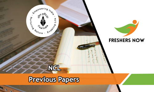 NCL Previous Papers
