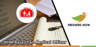 NHM Rajasthan Medical Officer Previous Papers