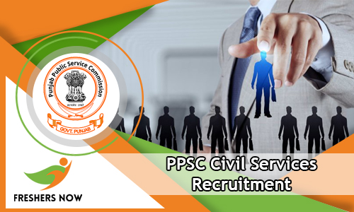 PPSC Civil Services Recruitment