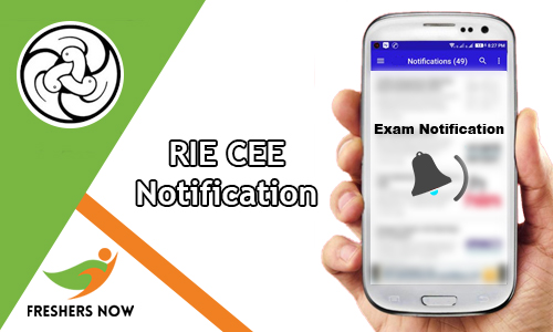 RIE CEE Notification