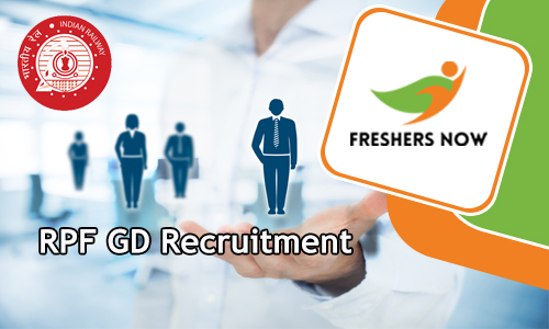 RPF GD Recruitment