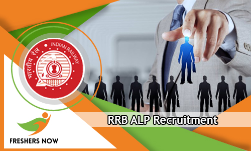 RRB ALP Recruitment