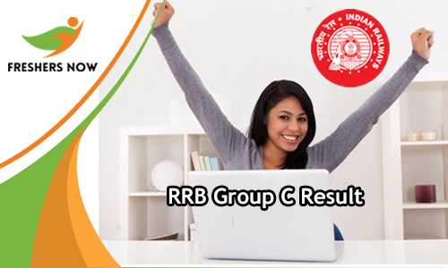 RRB Group C Result