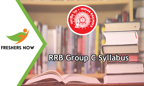 RRB Group C Syllabus