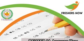 RSMSSB IA Answer Key