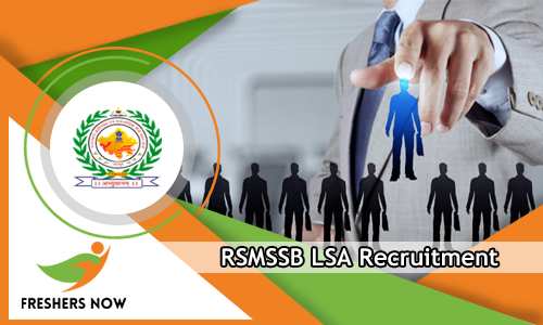 RSMSSB Live Stock Assistant Recruitment