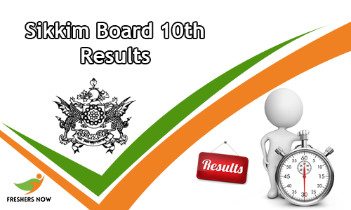 Sikkim Board 10th Results