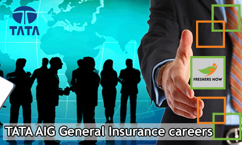 TATA AIG General Insurance careers