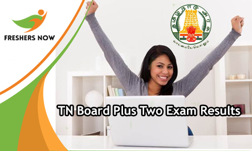 TN Board Plus Two Exam Results