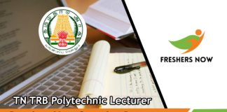 TN TRB Polytechnic Lecturer Previous Year Question Papers